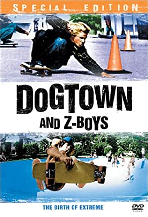 Dogtown and Z-Boys - DVD /plast/