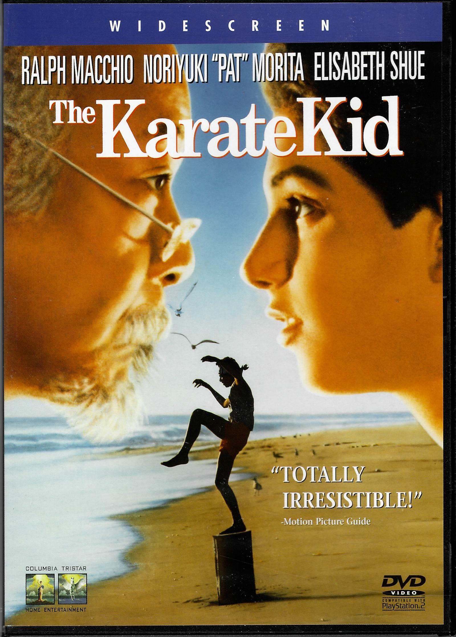 The Karate Kid - DVD plast