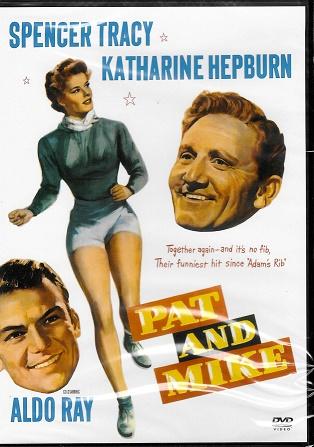 Pat and Mike / Pat a Mike ( originální znění, titulky CZ ) plast DVD