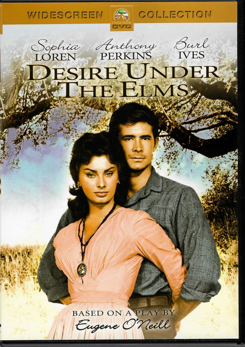Desiere under the elms (Farma pod Jilmy) - DVD plast
