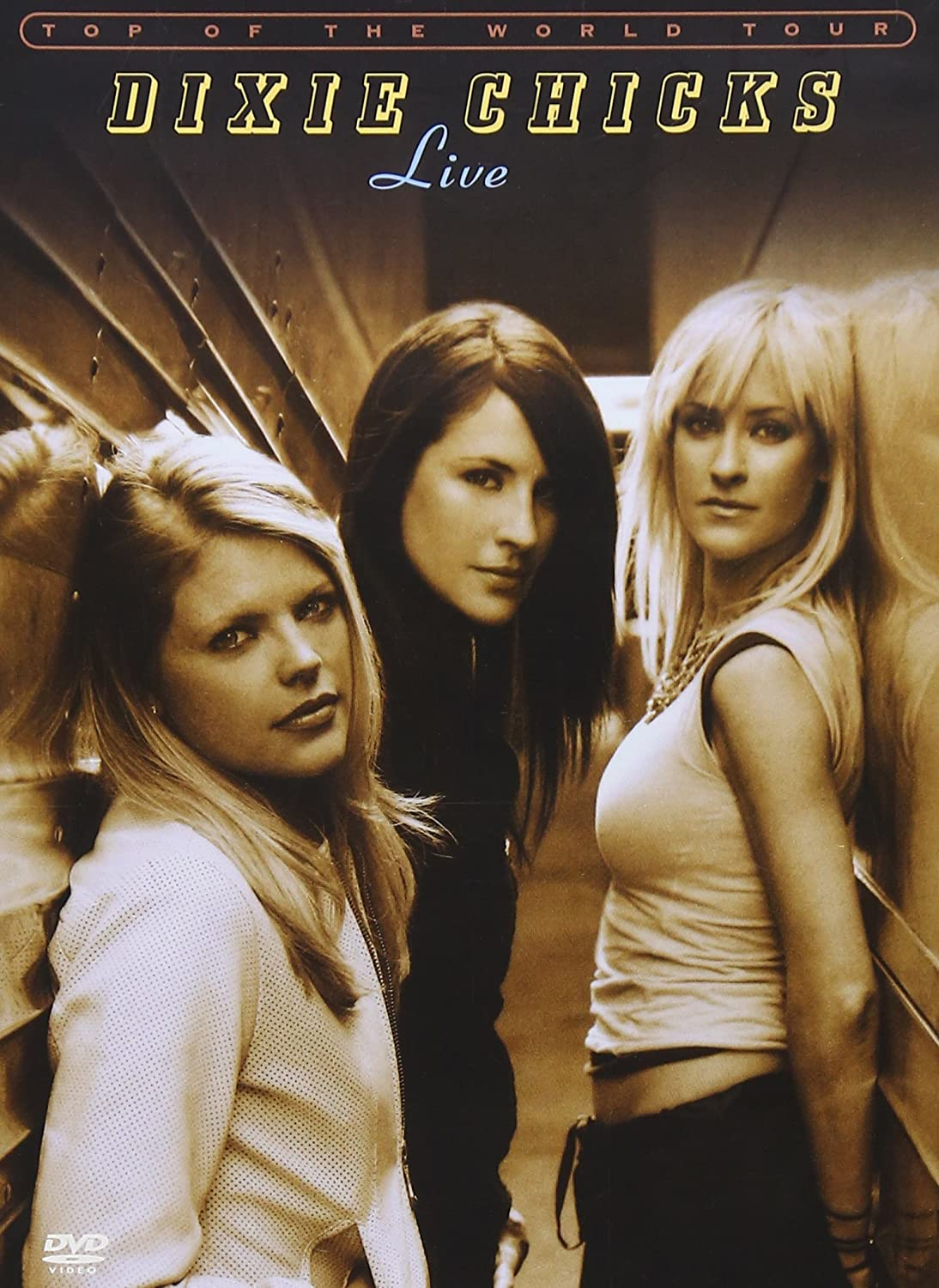 Dixie Chicks - Top of the World Tour - Live - DVD /plast/