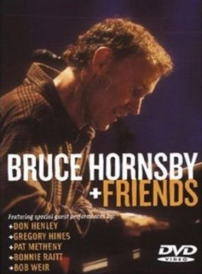 Bruce Hornsby + Friends - DVD /plast/