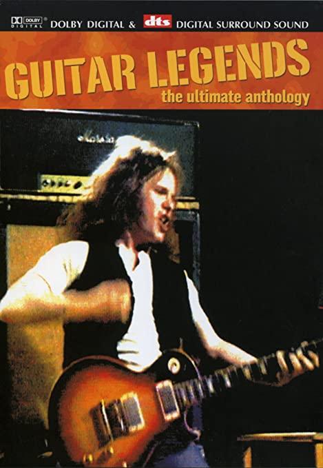 Guitar Legends - The Ultimate Anthology - DVD /plast/