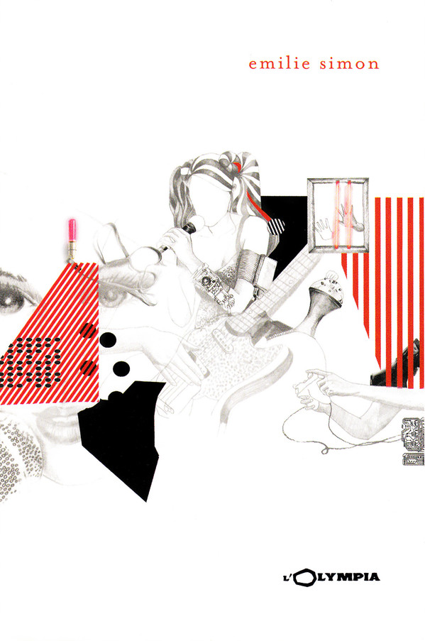 Emilie Simon - L'Olympia - DVD /plast/