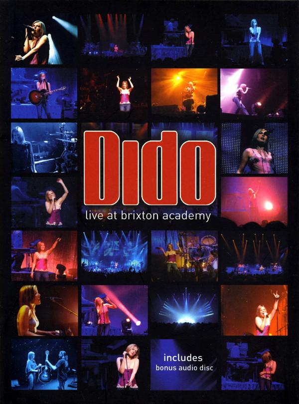 Dido - Live At Brixton Academy - DVD+CD /digipack/