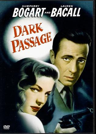 Dark Passage / Temná pasáž ( originální znění, titulky CZ ) plast DVD