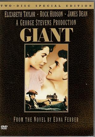 Gigant / Gigant / Obr 2 DVD ( originální znění, titulky CZ ) plast DVD