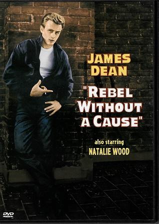 Rebel Without a Cause / Rebel bez příčiny ( originální znění, titulky CZ ) plast DVD