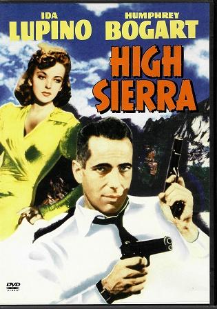 High Sierra / Vysoko v horách ( originální znění, titulky CZ ) plast DVD