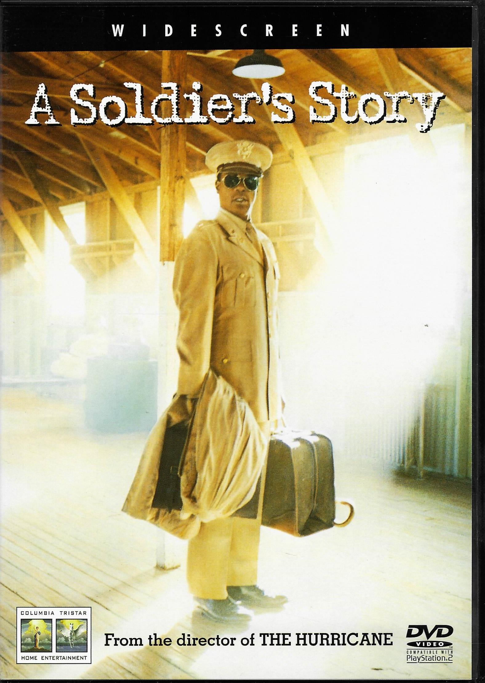 A Soldier's Story ( Příběh vojáka ) - DVD plast