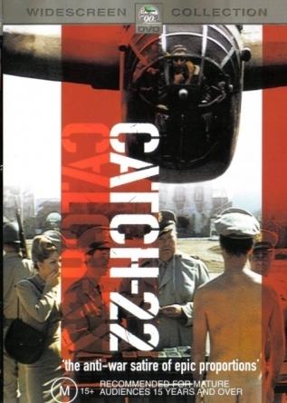 Catch-22 - DVD plast
