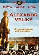 Alexandr Veliký - DVD plast