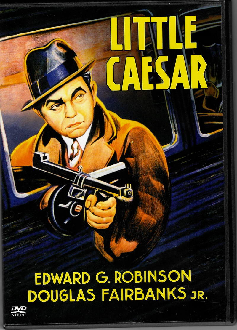 Little Caesar - DVD plast