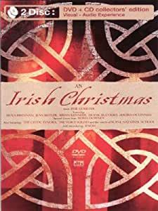 An Irish Christmas - DVD+CD /plast/