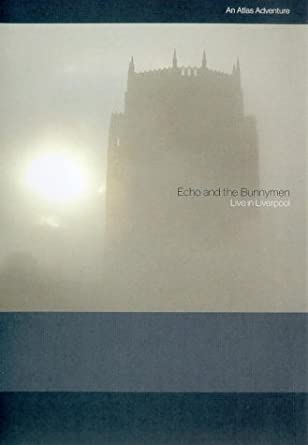 Echo and the Bunnymen - Live in Liverpool - DVD /plast/
