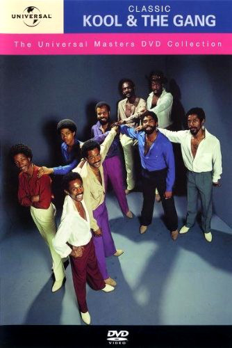 Classic Kool & The Gang - The Universal Masters DVD Collection - DVD /slim/
