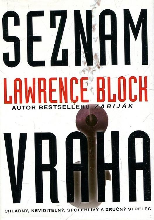 Seznam vraha - Lawrence Block