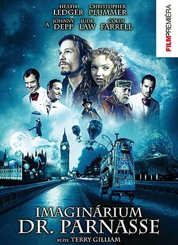 Imaginárium Dr. Parnasse ( digipack ) - DVD