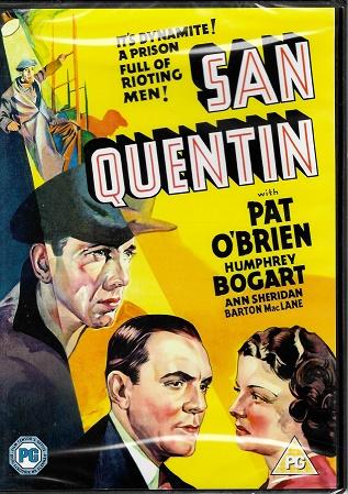 San Quentin ( originální znění, titulky CZ ) plast DVD