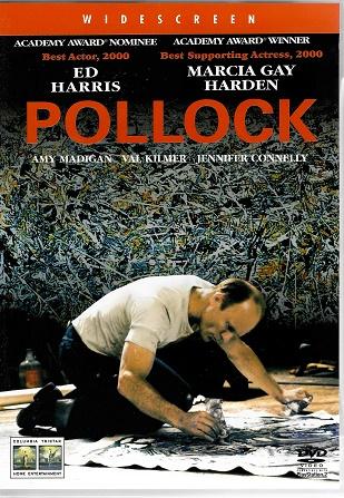 Pollock ( originální znění, titulky CZ ) plast DVD