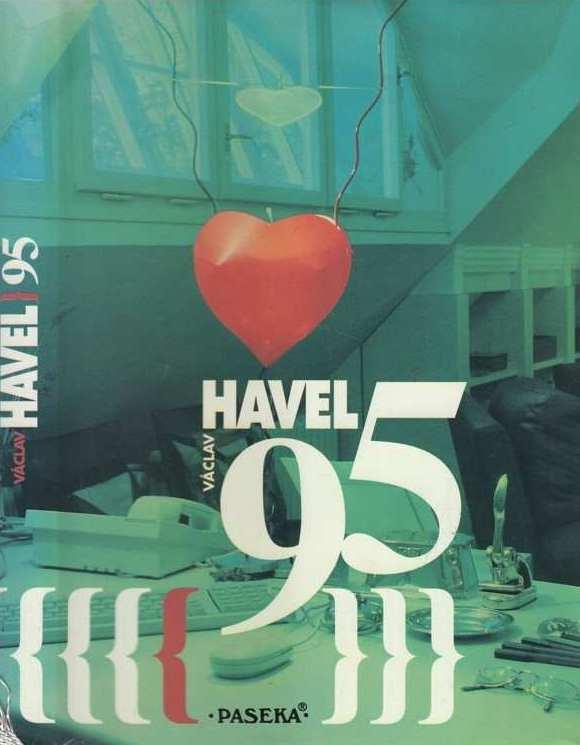 95 - Václav Havel /bazarové zboží/