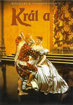 Král a já ( originální znění, titulky CZ ) plast DVD