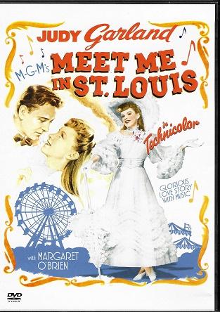 Meet Me in St. Louis / Setkáme se v St. Louis ( originální znění, titulky CZ ) plast DVD