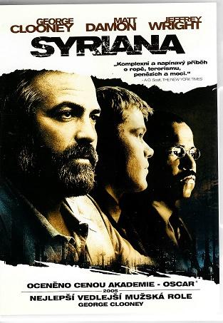 Syriana ( plast ) DVD