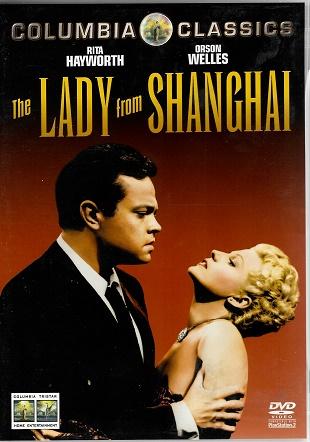 The Lady from Shanghai / Dáma ze Šanghaje ( originální znění, titulky CZ ) plast DVD