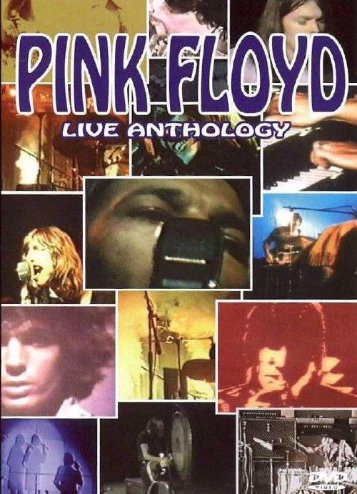 Pink Floyd - Live Anthology - DVD /plast/