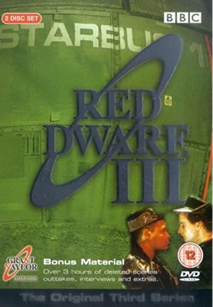 Red Dwarf III /Červený trpaslík III - V originálním znění bez CZ titulků - 2xDVD /plast/