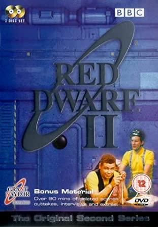 Red Dwarf II /Červený trpaslík III - V originálním znění bez CZ titulků - 2xDVD /plast/