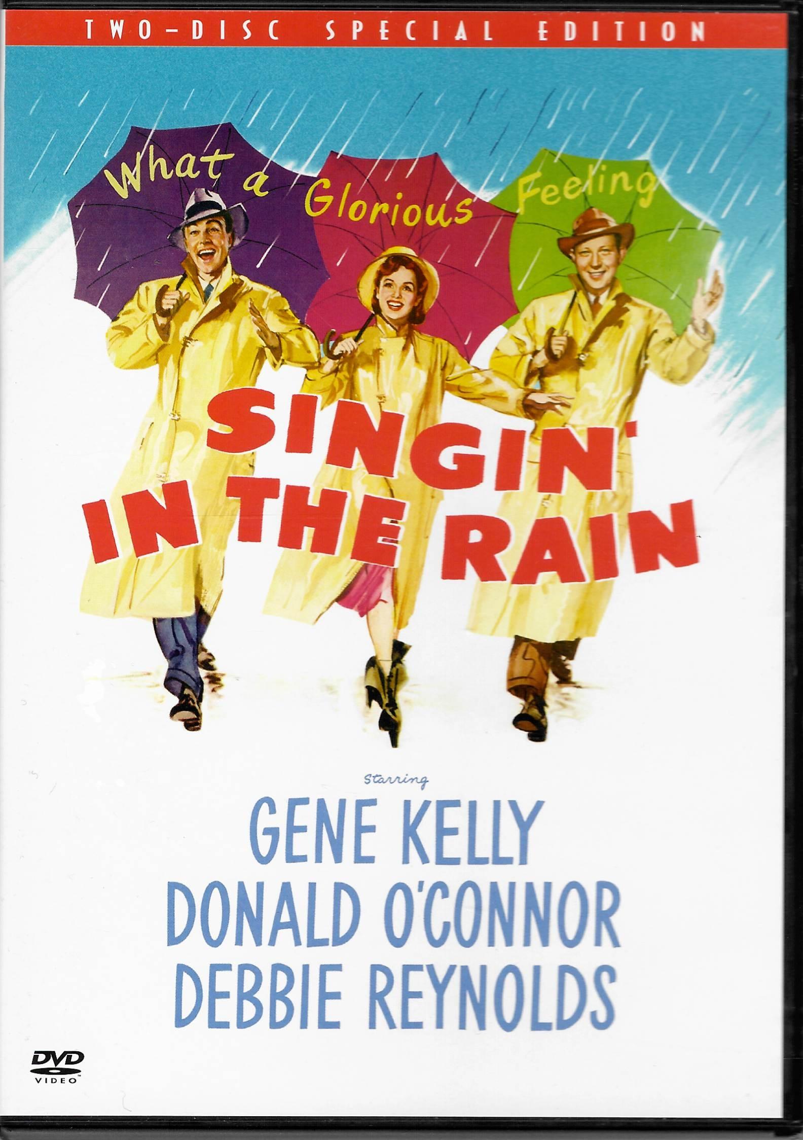 Singin' in the Rain ( Zpívání v dešti ) - 2 DVD plast