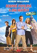 Rodinná dovolená a jiná neštěstí - DVD plast