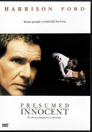 Presumed Innocent / Podezření ( originální znění, titulky CZ ) plast DVD