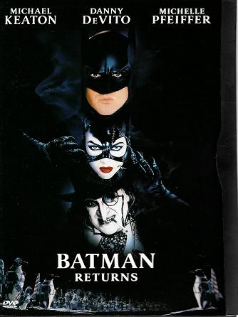 Batman Returns / Batman se vrací ( originální znění, titulky CZ ) digipack DVD