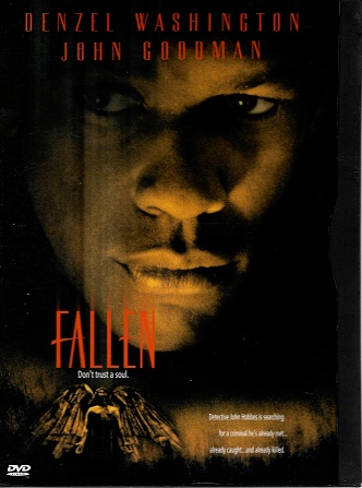 Fallen / Anděl smrti ( originální znění, titulky CZ ) digipack DVD