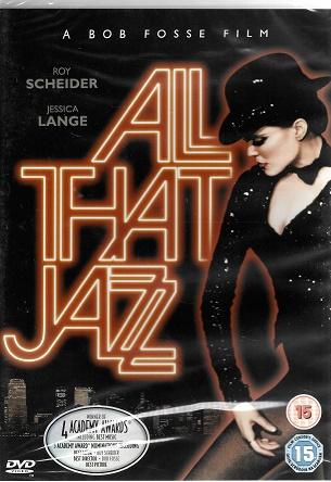 All That Jazz ( originální znění, titulky CZ ) plast DVD