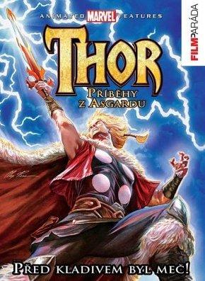 Thor - Příběhy z Asgardu - DVD /digipack/bazarové zboží/