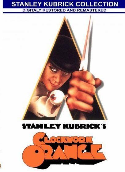 A Clockwork Orange / Mechanický pomeranč - Stanley Kubrick Collection - v originálním znění s CZ titulky - DVD /digipack/