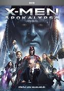 X-Men: Apokalypsa - DVD plast