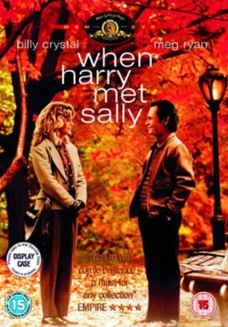 When Harry Met Sally / Když Harry potkal Sally - v originálním znění s CZ titulky - DVD /plast/