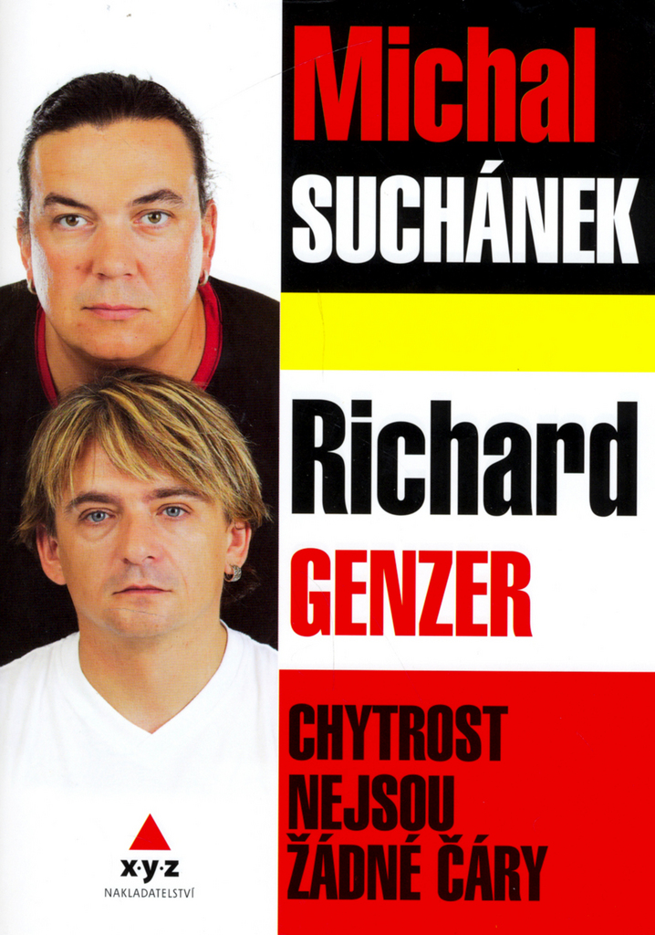 Chytrost nejsou žádné čáry - Michal Suchánek a Richard Genzer