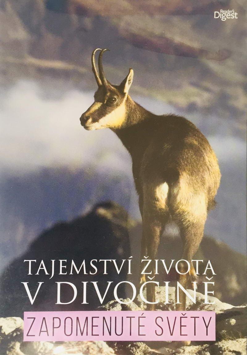 Tajemství života v divočině - Zapomenuté světy - DVD /plast/