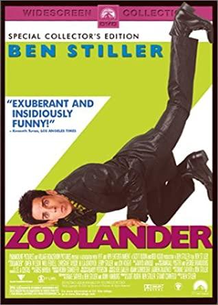 Zoolander - Special Collector's Edition - DVD /plast/bazarové zboží/