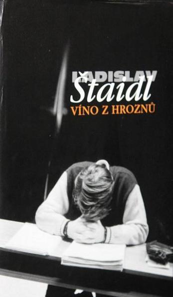 Víno z hroznů - Ladislav Štaidl /bazarové zboží/