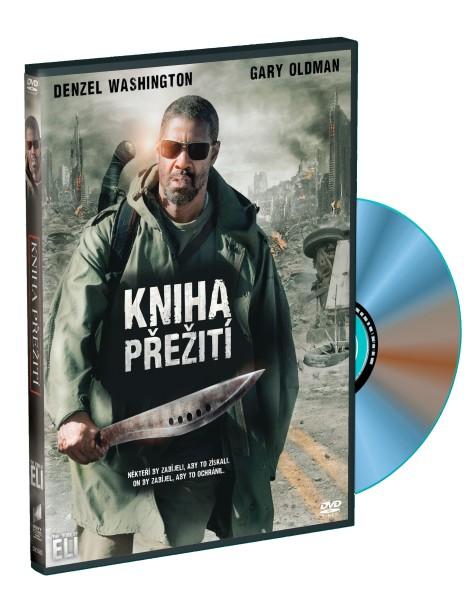 Kniha přežití - DVD /plast/