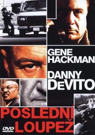 Poslední loupež - DVD /plast/