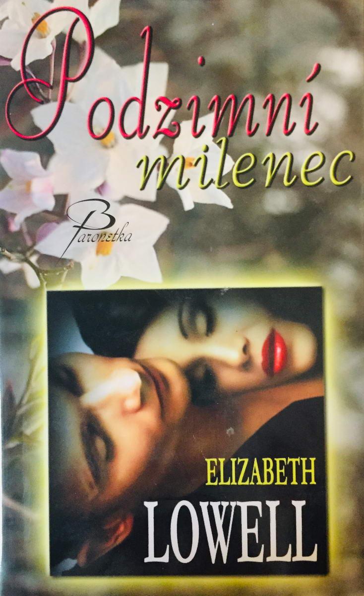 Podzimní milenec - Elizabeth Lowell