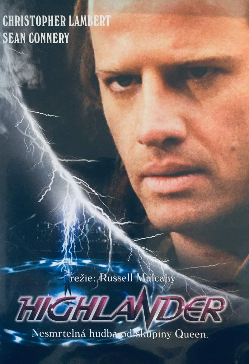Highlander - DVD /slim/